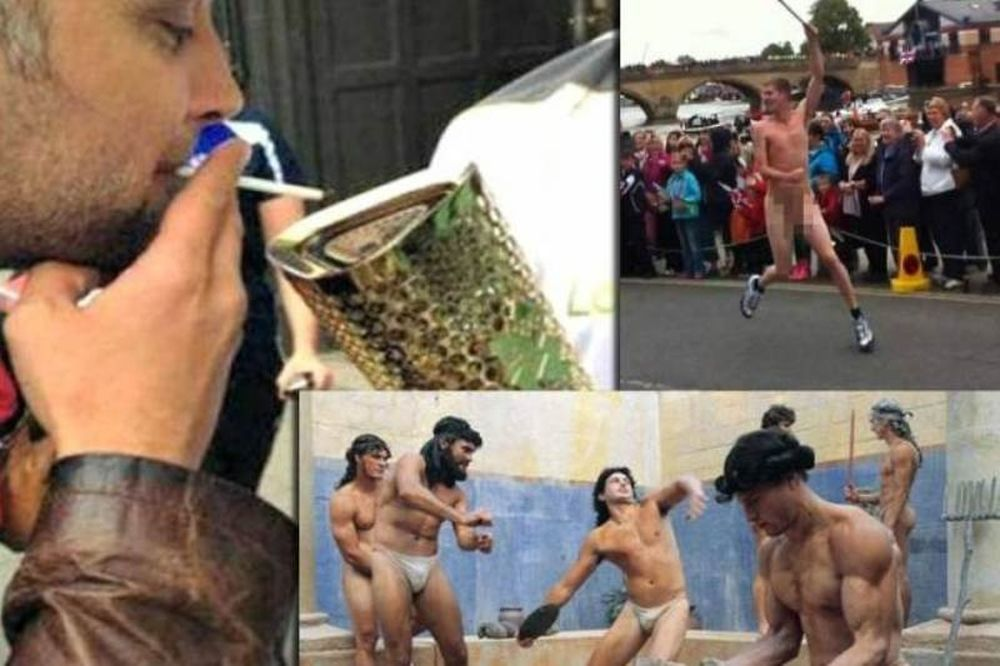 Ολυμπιακοί Αγώνες 2012: Προσβλητικό «ντοκιμαντέρ» για τους Έλληνες