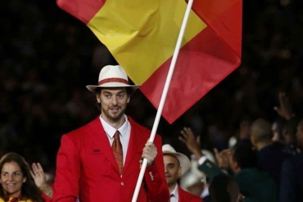 """Ολυμπιακοί Αγώνες 2012: Γκασόλ: «Είμαι """"κτήνος""""!»"""