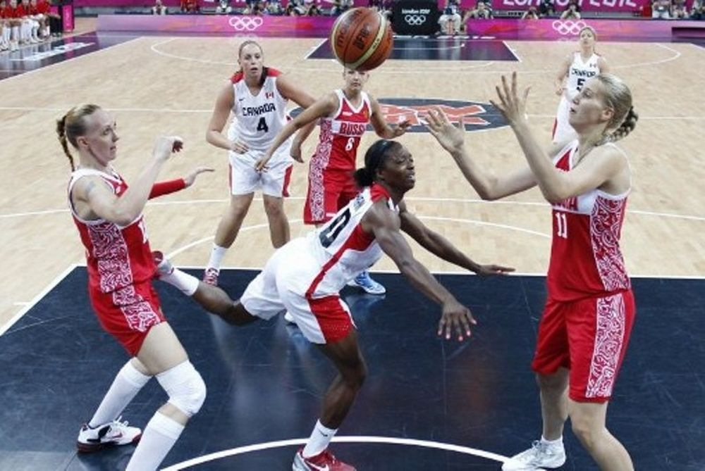 Λονδίνο 2012: Γυναικείο Μπάσκετ: Νίκη με ανατροπή για Ρωσία
