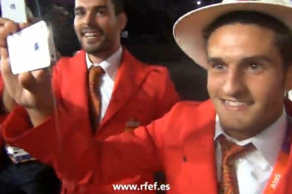 Ολυμπιακοί Αγώνες 2012: Η τελετή έναρξης από τα μάτια των Ισπανών (video)