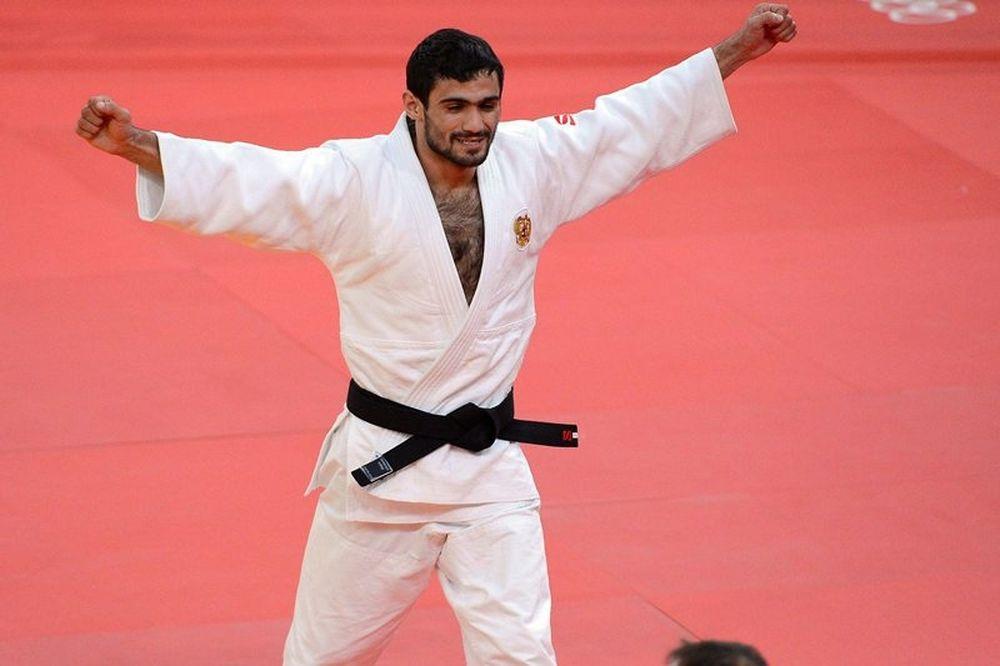 Ολυμπιακοί Αγώνες 2012: «Χρυσός» ο Γκαλτσιάν στο τζούντο -60 κιλών