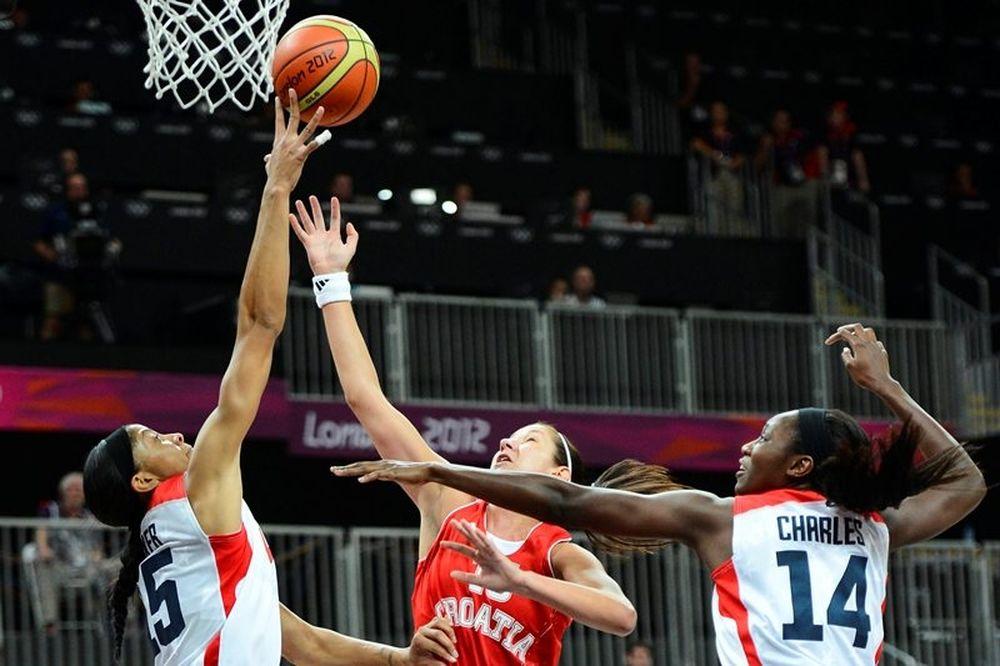 Ολυμπιακοί Αγώνες 2012: ΗΠΑ - Κροατία 81-56