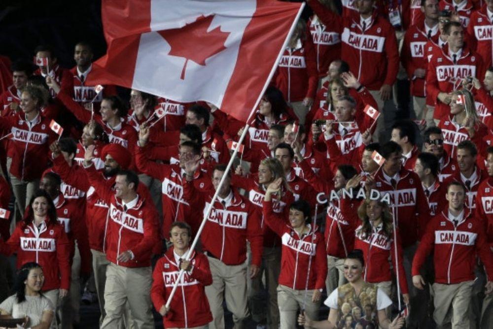Ολυμπιακοί Αγώνες 2012: Κανένα πρόβλημα για τον Καναδά