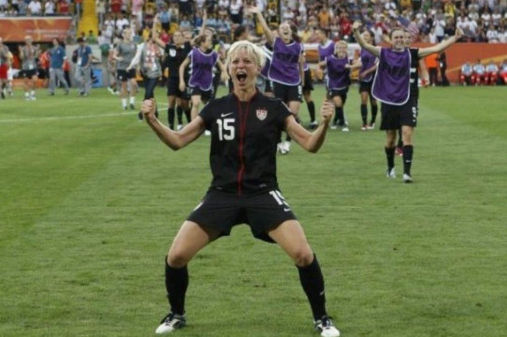 Ολυμπιακοί Αγώνες 2012: Πέρασαν… αέρα οι Αμερικανίδες, 3-0 την Κολομβία!