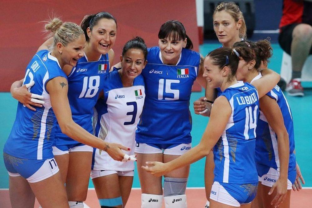 Ολυμπιακοί Αγώνες: Πρεμιέρα με το… δεξί η Ιταλία στο βόλεϊ