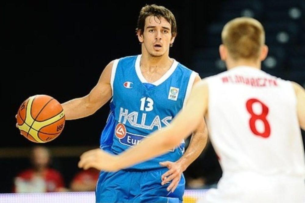 Ένατη η Παίδων στο Ευρωπαϊκό πρωτάθλημα μπάσκετ