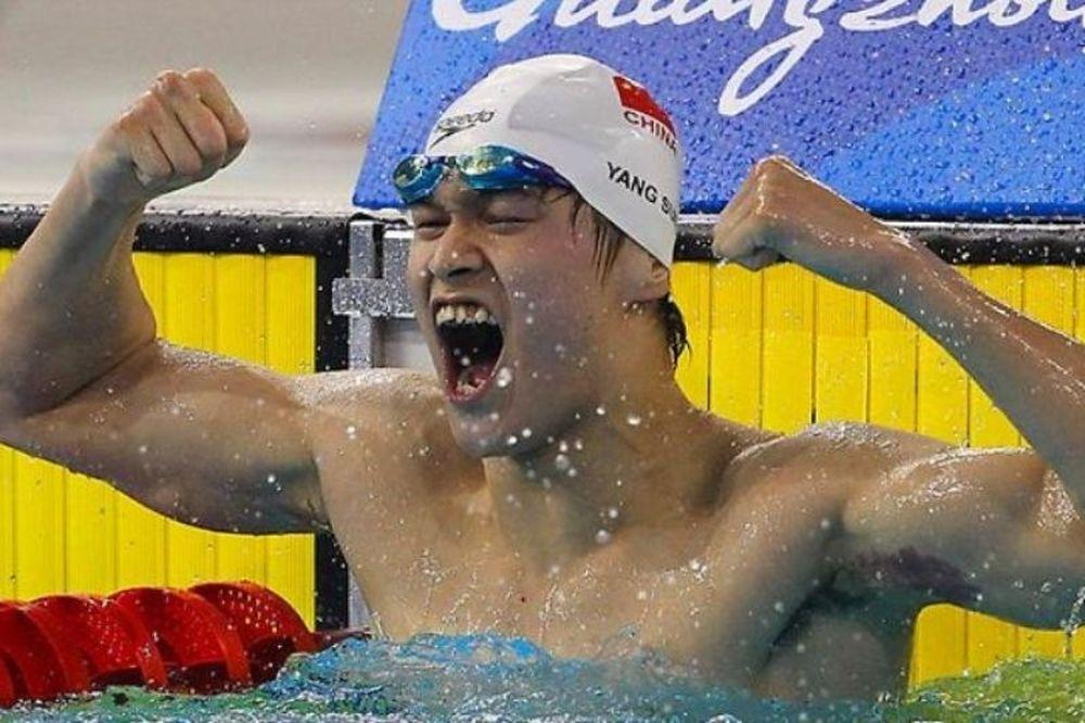 Ολυμπιακοί Αγώνες 2012: «Χρυσός» και στα 400μ. ο Σουν!