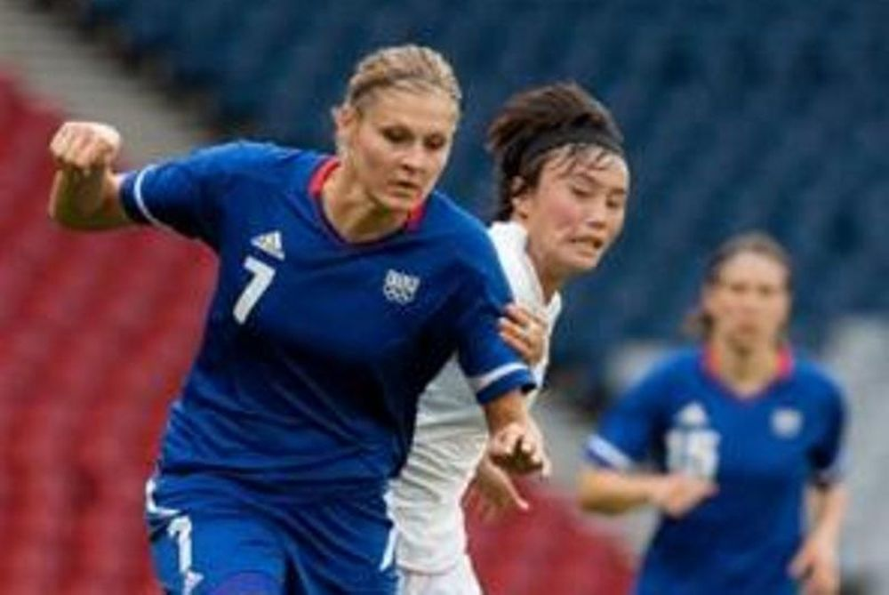 Λονδίνο 2012: Η Γαλλία συνέτριψε (5-0) την Κορέα στο ποδόσφαιρο γυναικών