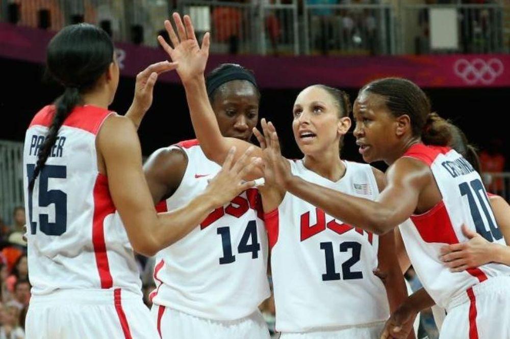 Ολυμπιακοί Αγώνες 2012: Η πρώτη μέρα στο τουρνουά μπάσκετ γυναικών
