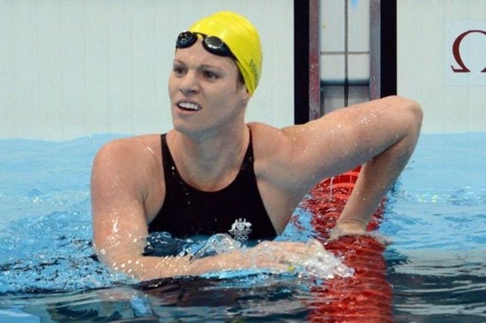 Ολυμπιακοί Αγώνες 2012: Στα ημιτελικά με Ολυμπιακό Ρεκόρ η Σίμπομ