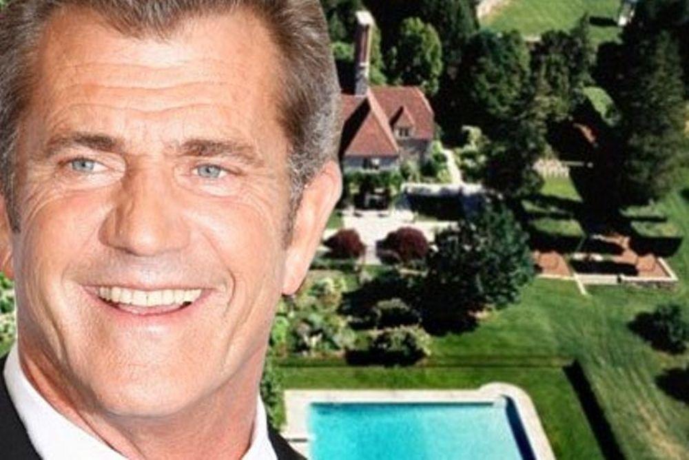 Προς πώληση η οικογενειακή έπαυλη του Mel Gibson