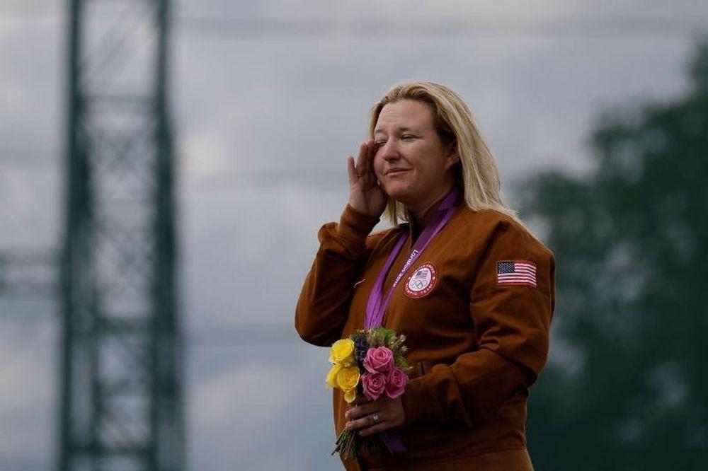 Ολυμπιακοί Αγώνες 2012: Γούρι της μια κονκάρδα!