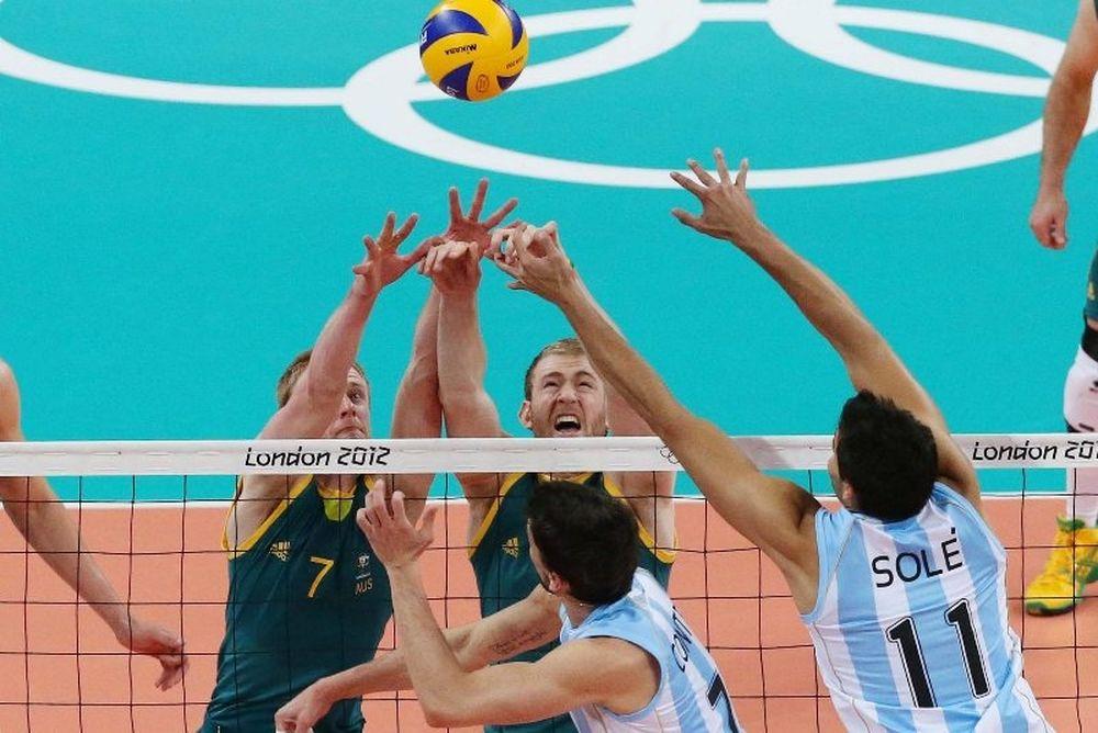Ολυμπιακοί Αγώνες – Βόλεϊ: «Καθαρή» νίκη για Αργεντινή