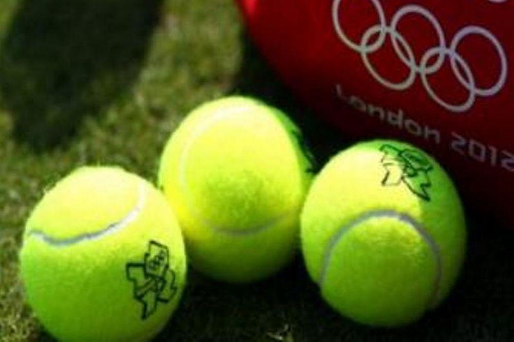 Ολυμπιακοί Αγώνες 2012: Αναβλήθηκαν οι αγώνες τένις