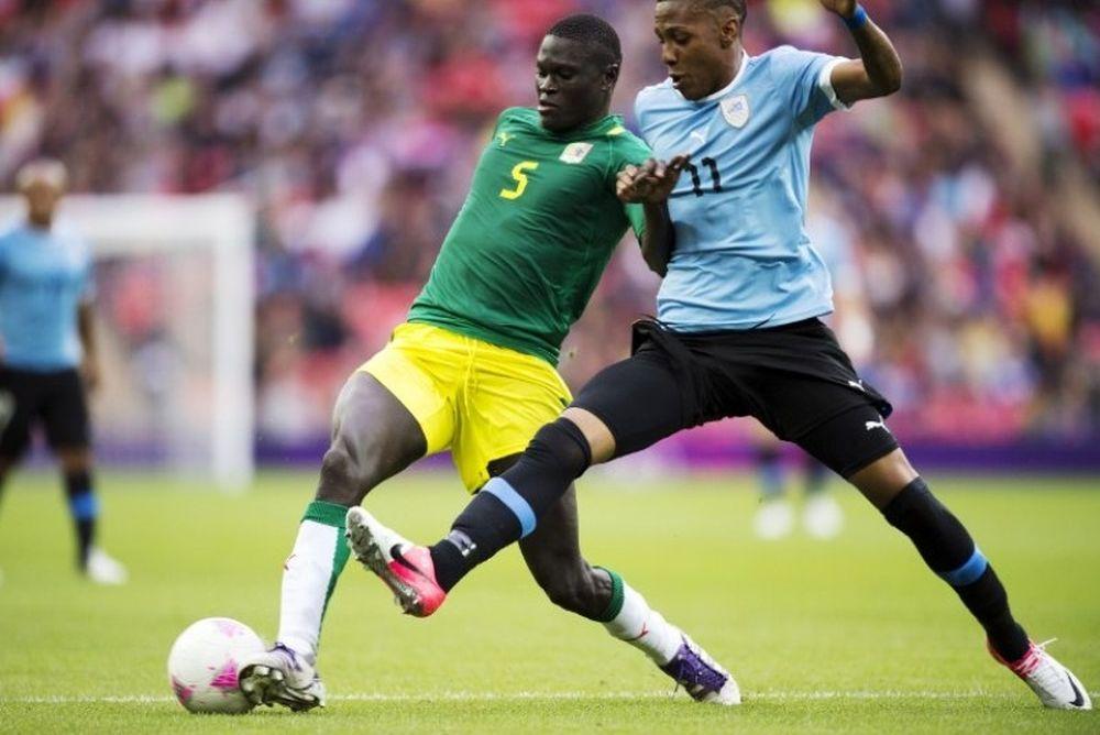 Λονδίνο 2012: Ποδόσφαιρο: Σενεγάλη-Ουρουγουάη 2-0