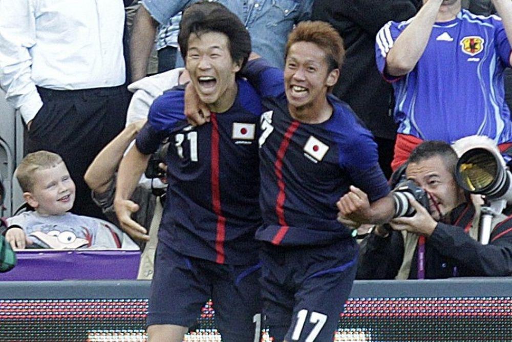 Ολυμπιακοί Αγώνες - Ποδόσφαιρο: Πρόκριση για Ιαπωνία!