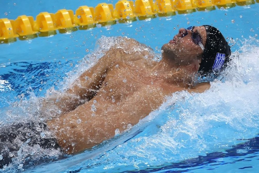 Ολυμπιακοί Αγώνες - Κολύμβηση: Γρηγοριάδης: «Είμαι ικανοποιημένος»