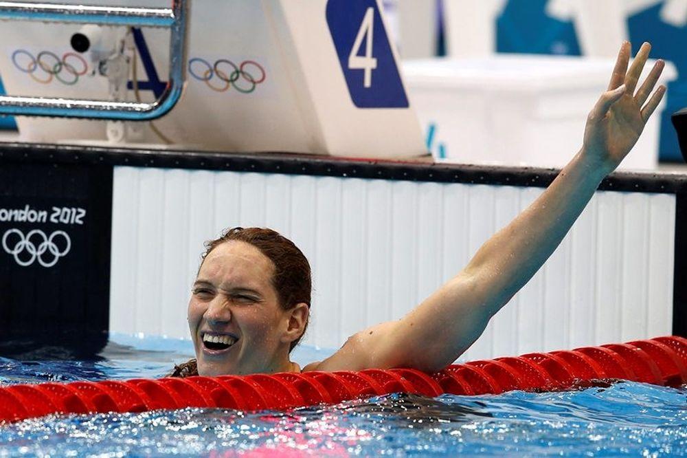 Ολυμπιακοί Αγώνες - Κολύμβηση: Μουφά… το χρυσό