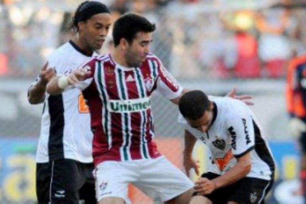 «Λευκές» ισοπαλίες στην κορυφή του Brasileiro