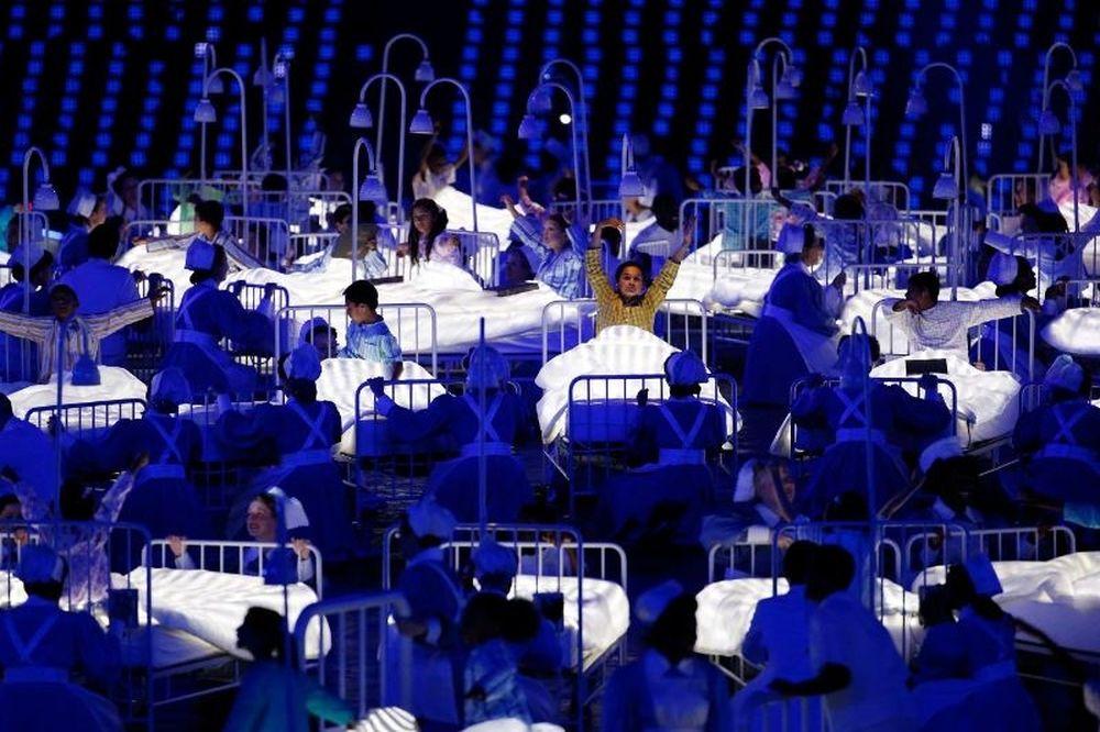 Ολυμπιακοί Αγώνες 2012: Στην Τυνησία τα κρεβάτια της Τελετής Εναρξης