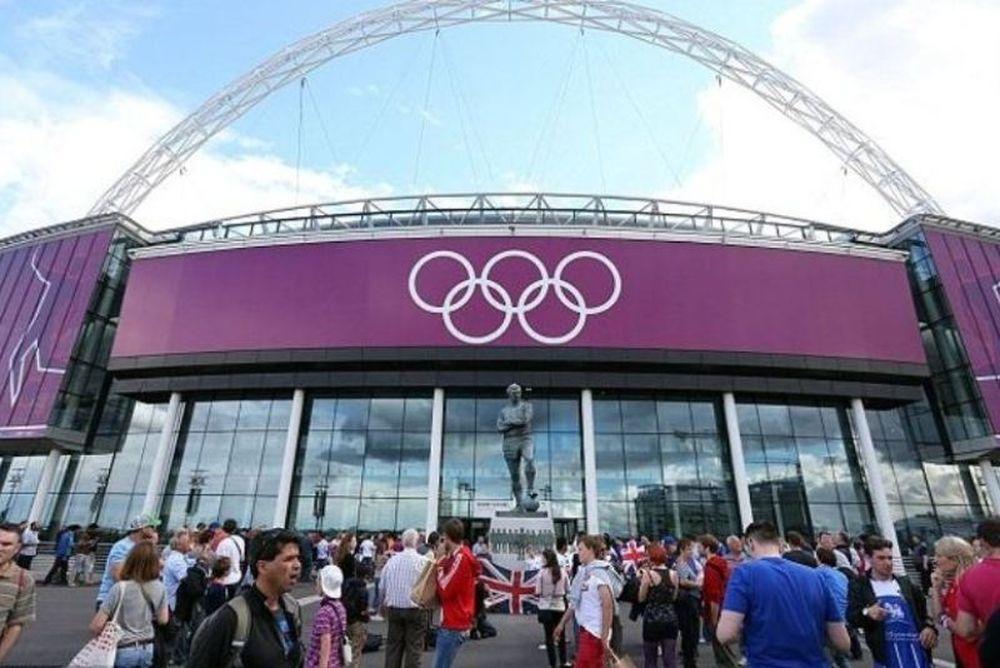 Ολυμπιακοί Αγώνες 2012 – Aσφάλεια για κλάματα – Χάθηκαν τα κλειδιά του Γουέμπλεϊ!