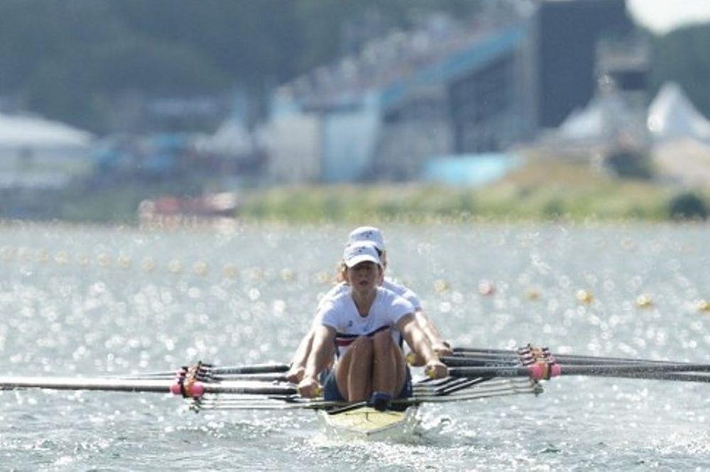 Ολυμπιακοί αγώνες 2012 - Κωπηλασία: Βρετανικό ολυμπιακό ρεκόρ