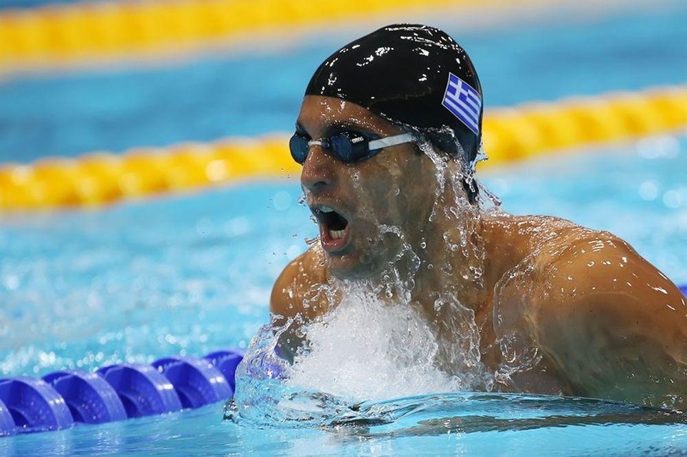 Ολυμπιακοί Αγώνες - Κολύμβηση: Δρυμωνάκος: «Να βελτιώσω την απόδοσή μου»