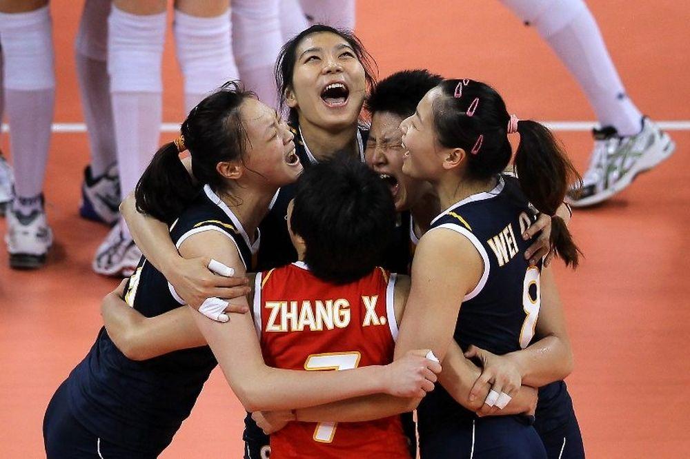 Ολυμπιακοί Αγώνες - Βόλεϊ: Τα… κατάφερε η Κίνα!