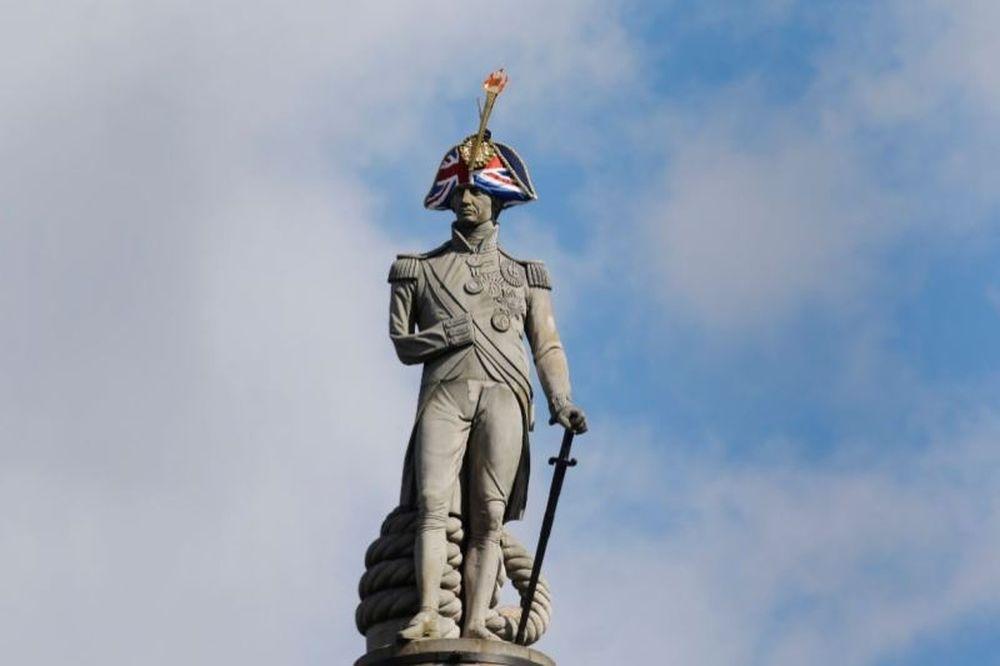 Ολυμπιακοί Αγώνες 2012: Το καινούργιο καπέλο του Ναυάρχου Νέλσον