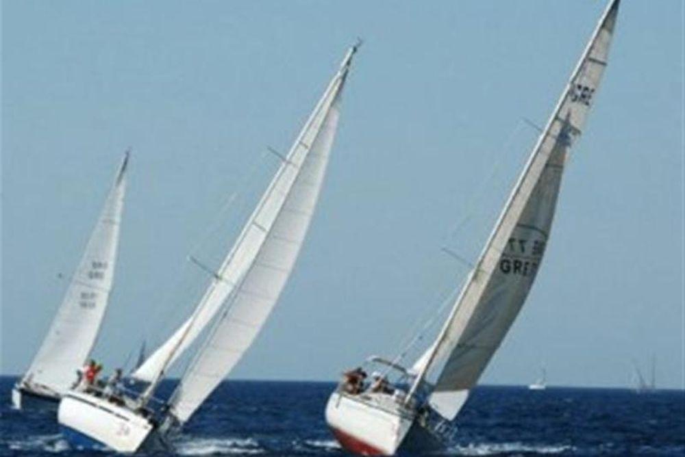 Πάνω από 70 σκάφη στην Αegean Regatta