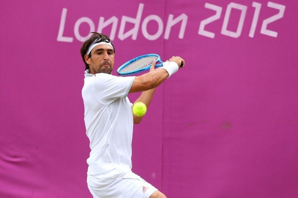 Λονδίνο 2012-Τένις: Προκρίθηκε με ανατροπή ο Παγδατής