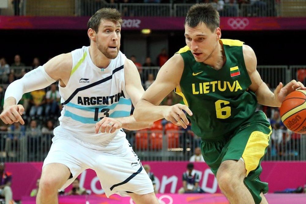 Ολυμπιακοί Αγώνες 2012-Μπάσκετ: Νοτσιόνι: «Πάμε για περισσότερα!»