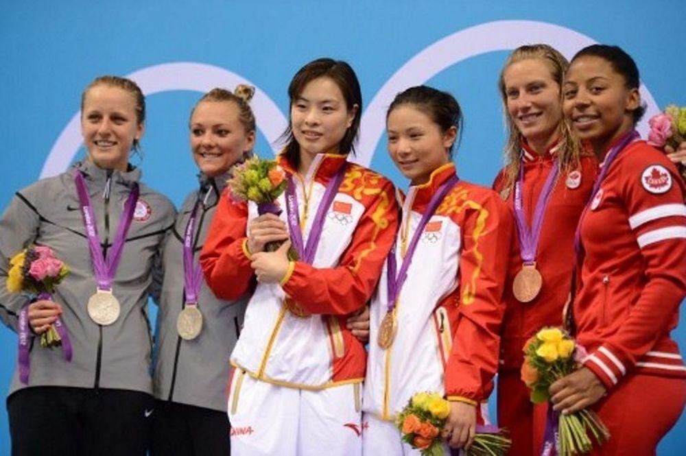 Ολυμπιακοί Αγώνες 2012: Μονοκρατορία από Κίνα στις καταδύσεις!