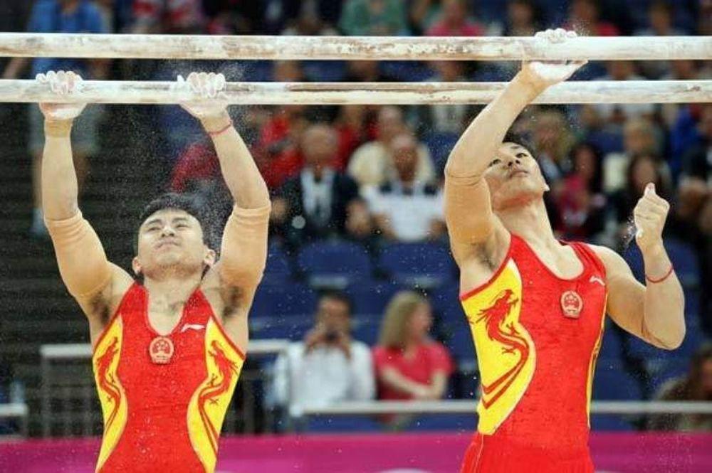 Ολυμπιακοί Αγώνες: Ενόργανη: Το χρυσό στην Κίνα