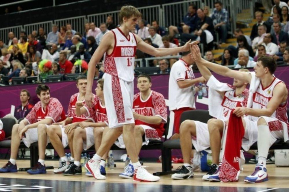 Ολυμπιακοί Αγώνες-Μπάσκετ: Κιριλένκο: «Τρέχω σαν ελάφι»