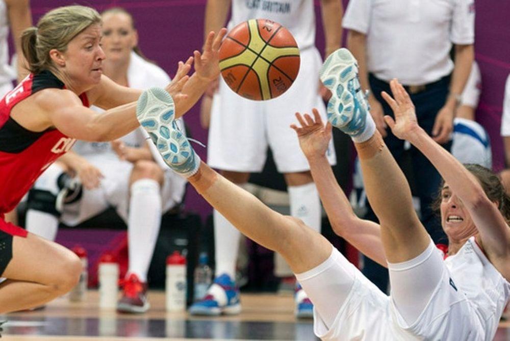 Λονδίνο 2012: Μπάσκετ γυναικών: Μ. Βρετανία - Καναδάς 65-73