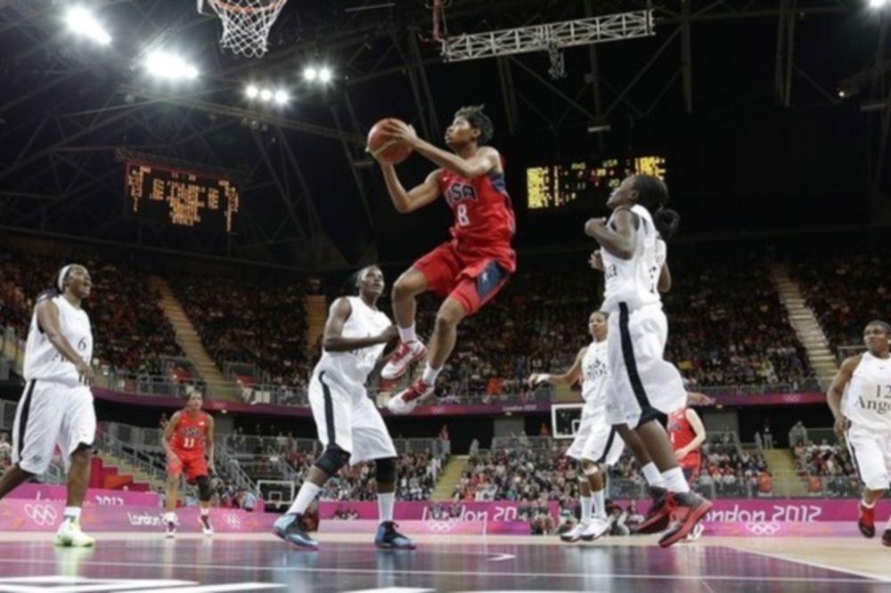 Ολυμπιακοί Αγώνες-Μπάσκετ: Σαρωτικές οι Η.Π.Α.