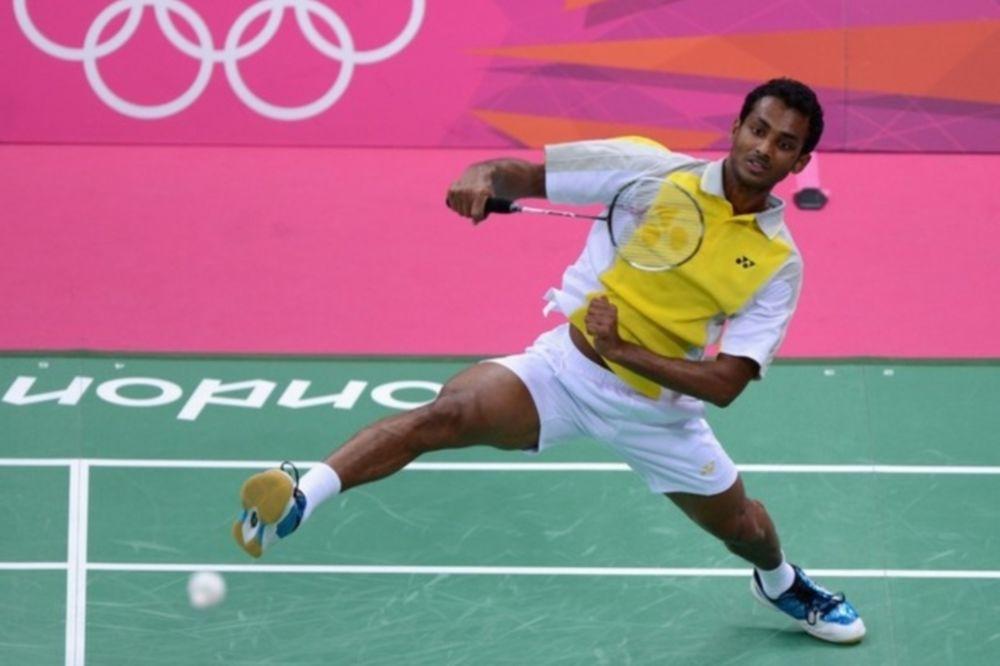 Ολυμπιακοί Αγώνες-Μπάντμιντον: Έκπληξη ο Καρουναράτνε