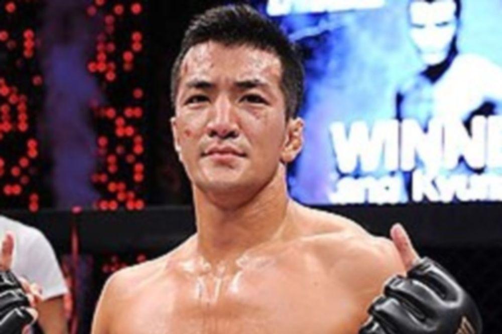 Στο UFC o Kyung Ho Kang