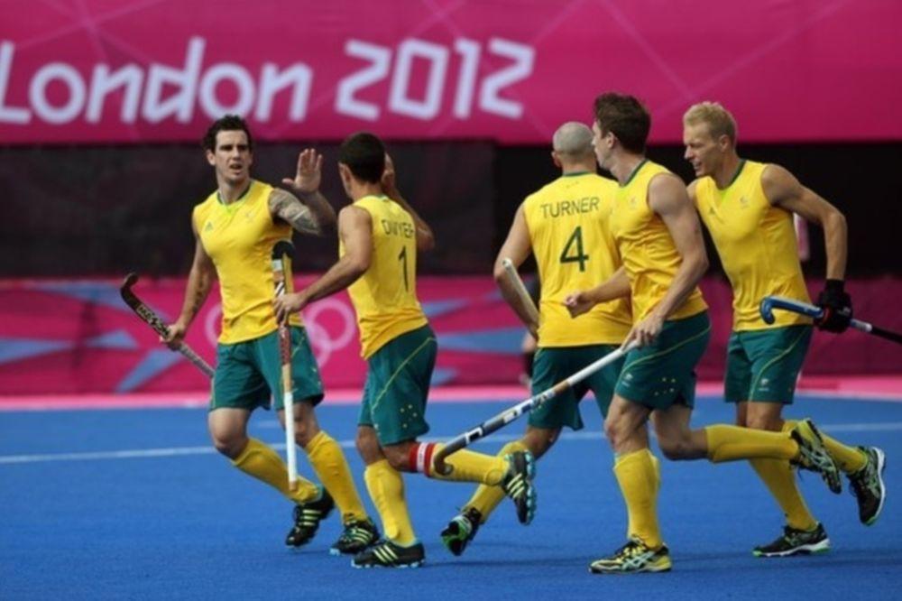 Ολυμπιακοί Αγώνες-Χόκεϊ επί χόρτου: «Εξάρα» για Αυστραλία