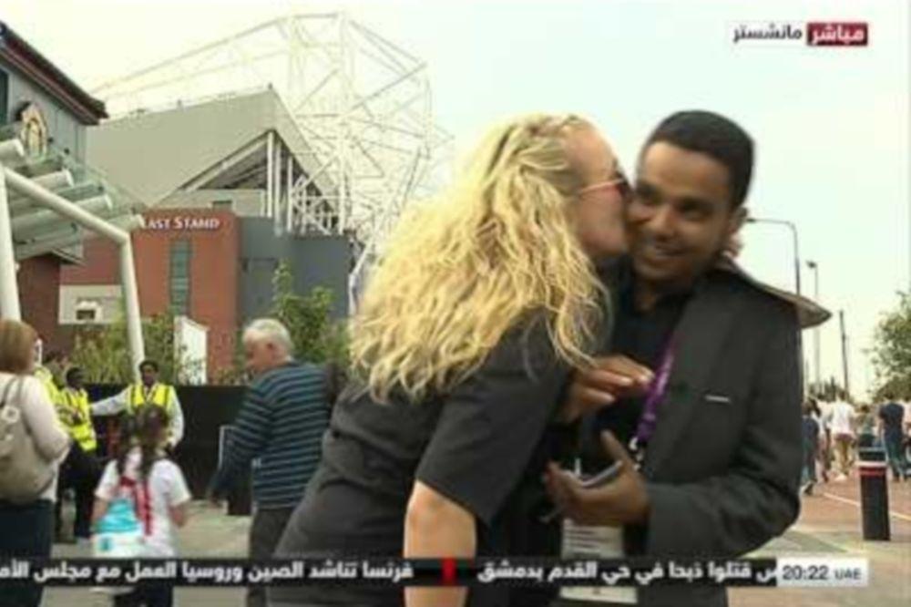 Ολυμπιακοί Αγώνες: Κατακτήσεις Άραβα δημοσιογράφου