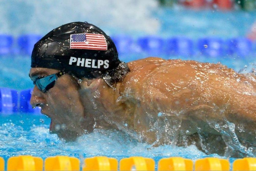 Oλυμπιακοί Αγώνες 2012 - Κολύμβηση: Η μεγάλη ώρα του Φελπς