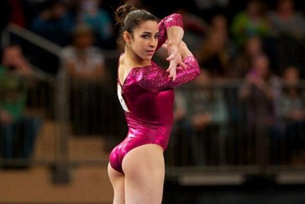 Ολυμπιακοί Αγώνες 2012-Γυμναστική: «Θαμπώνει» η Ρέισμαν (video)