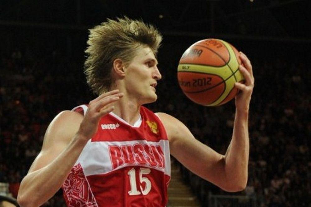 Λονδίνο 2012-Μπάσκετ: Δεύτερη νίκη για Ρωσία με Κιριλένκο