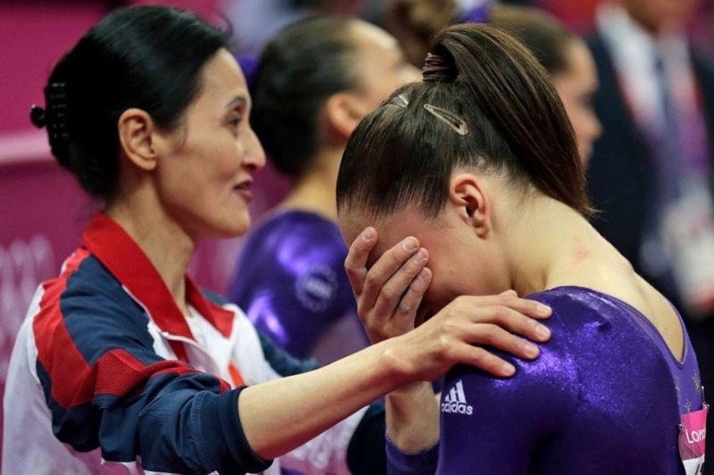 Ολυμπιακοί Αγώνες 2012: Ενόργανη γυμναστική: «Ανόητος κανόνας»