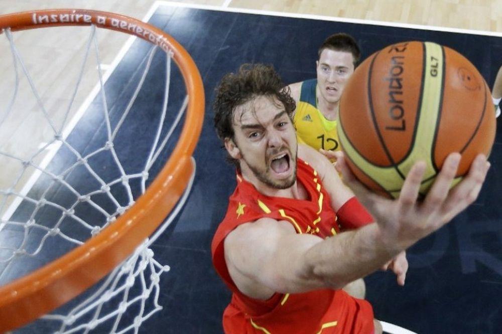 Ολυμπιακοί Αγώνες 2012-Μπάσκετ: Νίκησε και Αυστραλία η Ισπανία