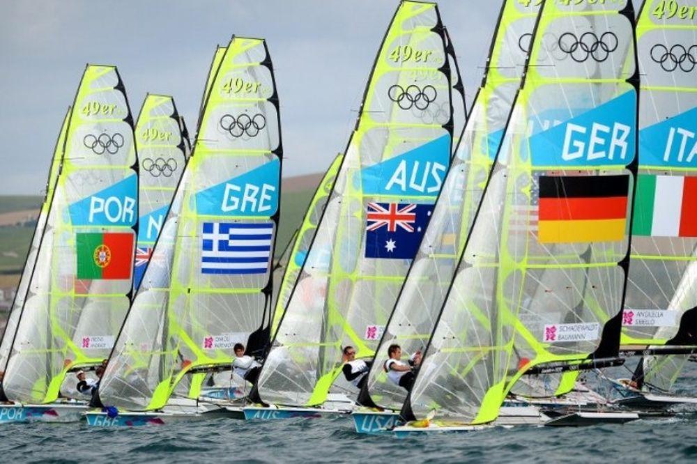 Ολυμπιακοί Αγώνες 2012-Ιστιοπλοΐα: 21ος ο Χειμώνας, πρώτος ο Κοντίδης