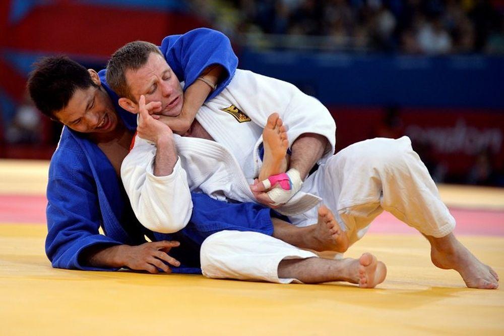 Ολυμπιακοί Αγώνες - Τζούντο -81 κιλών: Στην κορυφή ο Κιμ!