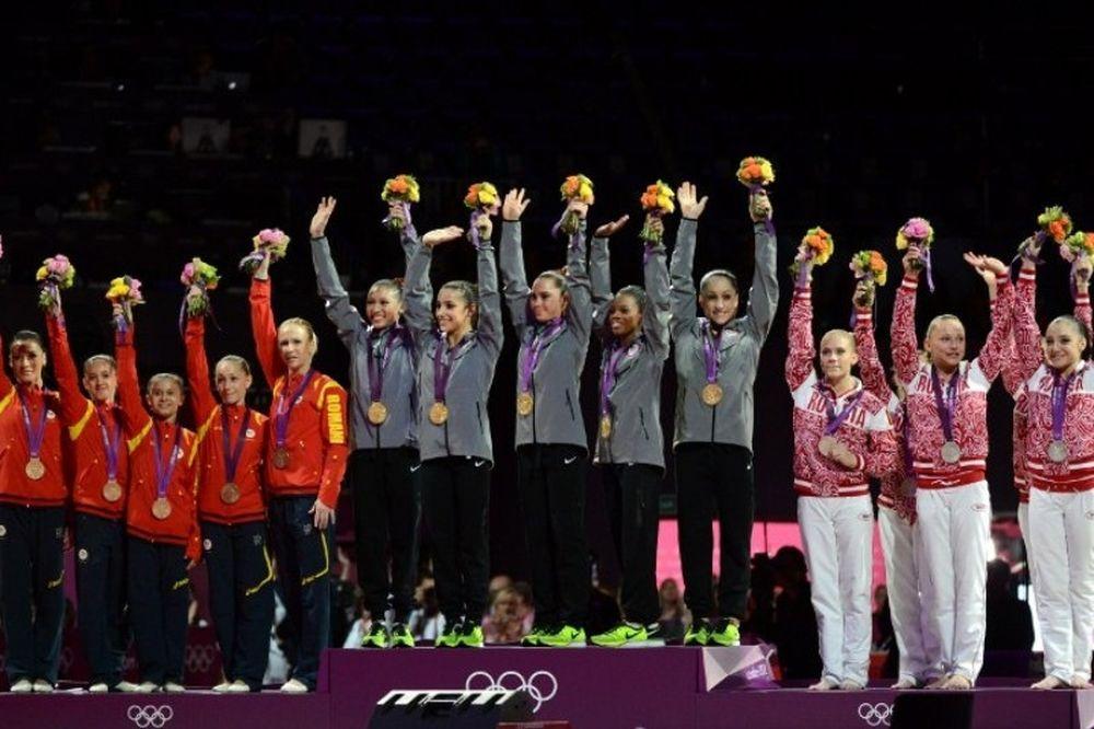Ολυμπιακοί Αγώνες - Ενόργανη γυμναστική: Επιστροφή με χρυσό για τις ΗΠΑ