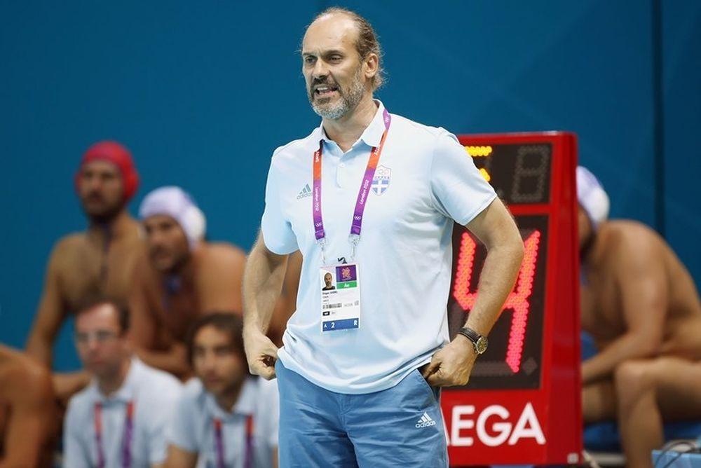 Ολυμπιακοί Αγώνες - Πόλο: Άντριτς: «Έχουμε κίνητρο για το… θαύμα»